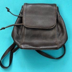 GUC Coach mini backpack. Lots of life left!!